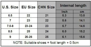 New Cute Baby Toddlers Girls Boys Kids Childrens Sneakers Athletic Sport Shoes