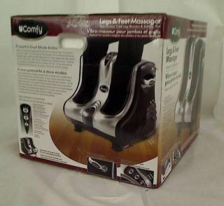 New U Comfy Leg Foot Calf and Ankle Massager Squeeze and Vibration $299 99