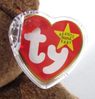 Candy Spelling's Beanie Baby Billionaire $ Teddy Bear 1 1st Signed Employee 1998