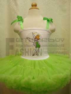 Xmas Girls Kid Pettiskirt Party Tutu Skirt Dress Up Dance Costume Outfit Sz 2 10