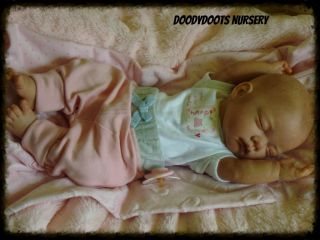 Reborn Newborn Preemie Full Body Perfect for First Reborn No Magnets