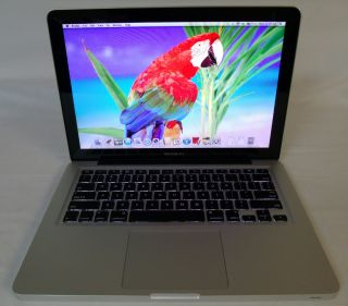 "Apple MacBook Pro 13"" Laptop Intel Core 2 Duo 2 26 GHz 2GB 160GB MB990LL A 0885909296552"