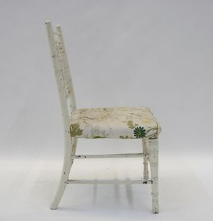 Antique Victorian Chair Bedroom Occasional Childs William Morris Chic