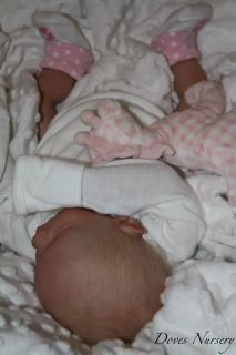 Doves Nursery ♥ Reborn Preemie Baby Girl ♥