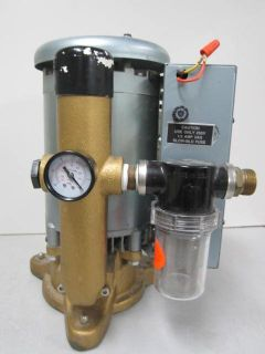 Air Techniques Vacstar 2 Dental Air 1 2 Users Suction Wet Vacuum Pump System