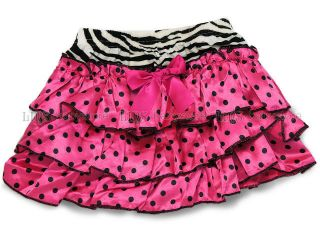 Toddler Baby Girl Ruffle Pant Blommers Nappy Cover Skirt 0 4 Yr