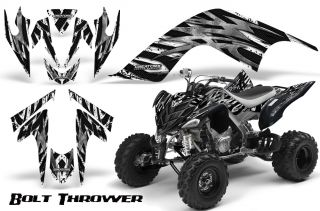 Yamaha Raptor 700 Graphics Kit Decals Stickers Creatorx BTW