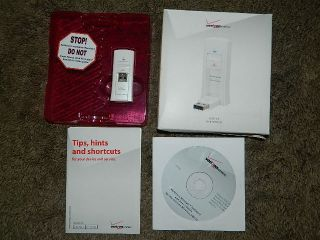 New Verizon UM175 Wireless Internet Adapter 3G Broadband Modem Large Qty Aval