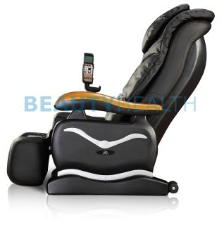 Brand New Shiatsu Massage Recliner Chair Nail Spa Salon