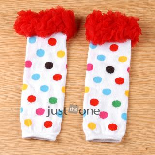 Super Cute Infant Toddler Baby Girls Multi Style Ruffles Legging Arm Leg Warmers