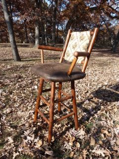 Old Hickory Furniture Lot Below Wholesale Pub Table 5 Chairs Bar Stool Arm