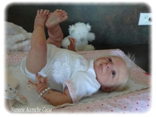 Reborn Baby Doll Girl from Amy Kit by Olga Auer Layaway Amazing