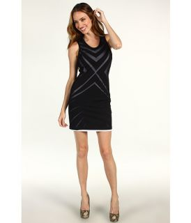 Nicole Miller Racer Back Burnout Jersey Dress $89.99 (  MSRP $