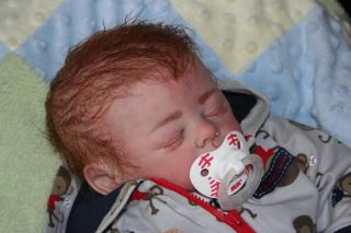 Realistic Reborn Baby Boy Doll Sera Sculpt Marissa May Absolutely Gorgeous
