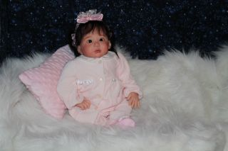 Sweet Pea Babie's Nursery Reborn Doll Sweet Baby Girl Kelley by Phil Donnelley