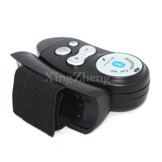 New Steering Wheel Bluetooth Handsfree Car Kit with Mic Noise Suppression DSP