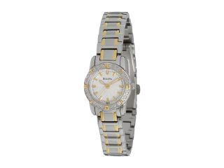 Bulova Ladies Diamond   98R155