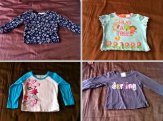 Girl Winter Clothing Lot of 56 Size 24mos 2T 3T