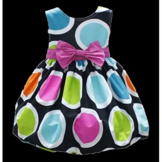 Baby Kids Girl Sleeveless Skirt Clothes Bow Princess Party Ball Gown Dress Skirt