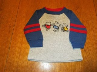 Tad Little Shirt Used Infant Baby Boys Clothing Clothes Size 0 6 Months