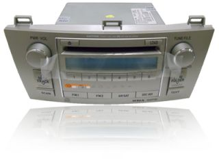 04 05 06 07 08 Toyota Solara Satellite Radio 6 Disc Changer  CD Player AD1802