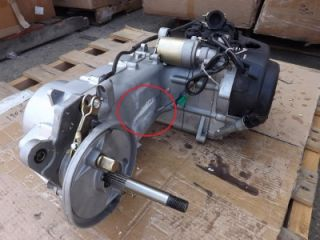 Returned Long Case 150cc GY6 Scooter ATV Go Kart Engine Motor 150 CVT Auto Carb