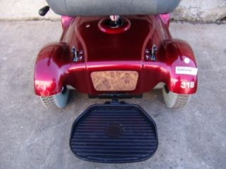 Rascal 318 Electric Wheel Chair Power Chair Scooter Factory Rebuilt Works Great