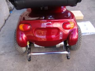 Rascal 655 Electric Wheel Chair Power Chair Scooter Factory Rebuilt Works Great