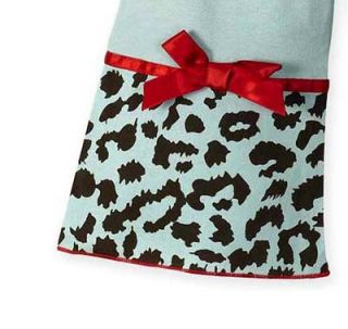 Cheetah Baby Girls Kid Child Clothing Clothes 18M 24M