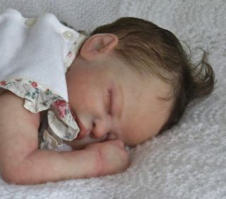 Doves Nursery Real True to Life Reborn Baby Girl Quinlynn Laura Lee Eagles