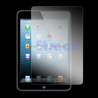 HD Clear Full Body Front Back Screen Protector Shield Guard for Apple iPad Mini