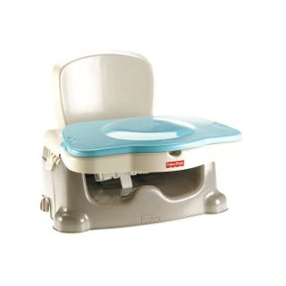 Fisher Price Baby Toddler Healthy Care Portable Space Saver Booster Seat Chair