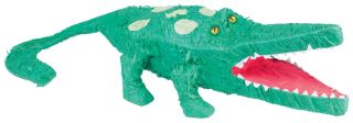 Alligator Pinata Boys Animal Themed Birthday Party Supplies Games