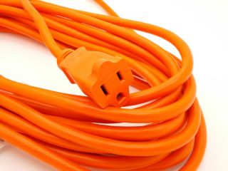 Electrix 50ft UL Indoor Outdoor Grounded Extension Cord 3wire 16 Gauge Brand New