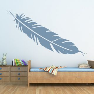 Solid Feather Birds Animals Wall Stickers Wall Art Decals Transfers