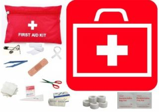 First Aid Kit for Car Travel Boat Home Survival Kits Emergency Medical Safety