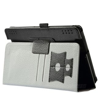 "For 2013  Kindle Fire HDX 7 7"" inch Leather Stand Case Cover Accessories"