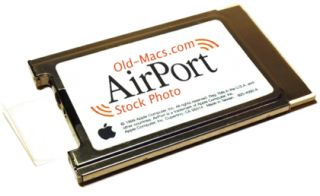 Original Apple Mac Airport Card 802 11b 630 2883 PC24 H