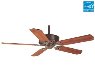 "Hunter 54"" Paramount Weathered Brick 3 Speed Ceiling Fan 23259"