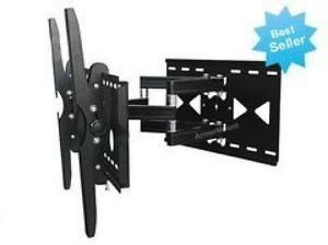 "Full Motion Articulating Tilting TV Wall Mount for 32"" 55"" Vizio LCD LED Plasma"