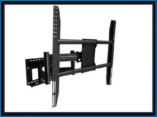 "Full Motion Wall Mount Bracket Fit 60"" Samsung LED Plasma Large Flat Screen TV"