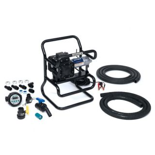 Sotera Series 400B Dual Diaphragm Chemical Transfer Pump with 115V AC Chemtraveller, Explosion Proof Motor