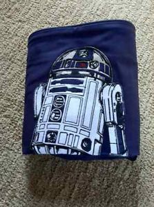 Pottery Barn Kids Anywhere Chair Cover Regular Size Star Wars R2D2