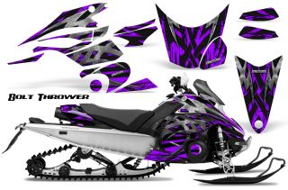 Yamaha FX Nytro 08 12 Snowmobile Sled Graphics Kit Creatorx BTPR