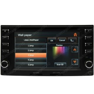 02 09 Kia Sorento Car GPS Navigation Radio TV Bluetooth USB  iPod DVD Player