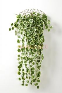 1pcs 90cm Artificial Silk Vine Wall Hanging Plant Wedding Garden Decoration New