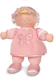 "Kids Preferred So Sleepy Doll Soft 12"" Plush Toy"
