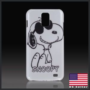 Cellxpressions™ Snoopy Joe Cool Hard Case Cover Samsung Galaxy S2 Skyrocket I727
