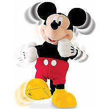 Fisher Price Mickey Mouse Hot Dog Dancer Dancing Kids Toy New