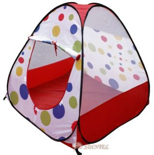 Outdoor Indoor Baby Kid Child Children Sun Shade Play Camping Pop Up Tent Playgr